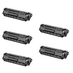Canon FX9 104 Compatible Black Toner Cartridges (Pack of 5)