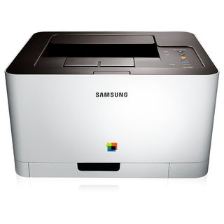 Samsung CLP-365W Laser Printer - Color - 2400 x 600 dpi Print - Plain