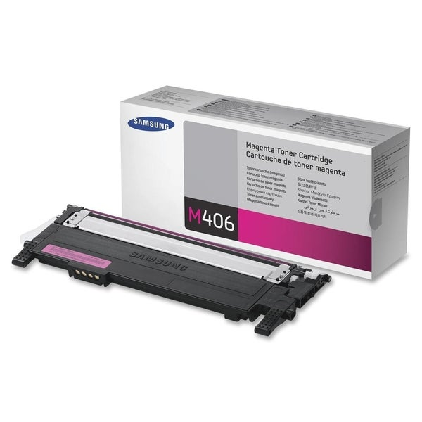 Samsung CLT-M406S Toner Cartridge