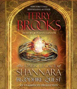 Bloodfire Quest (CD-Audio)