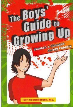 The Boys' Guide to Growing Up: Choices & Changes During Puberty (Paperback)