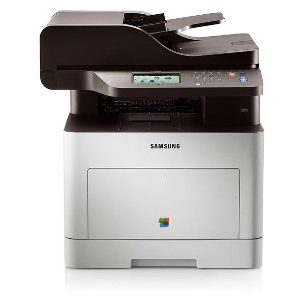 Samsung CLX-6260FW Laser Multifunction Printer - Color - Plain Paper
