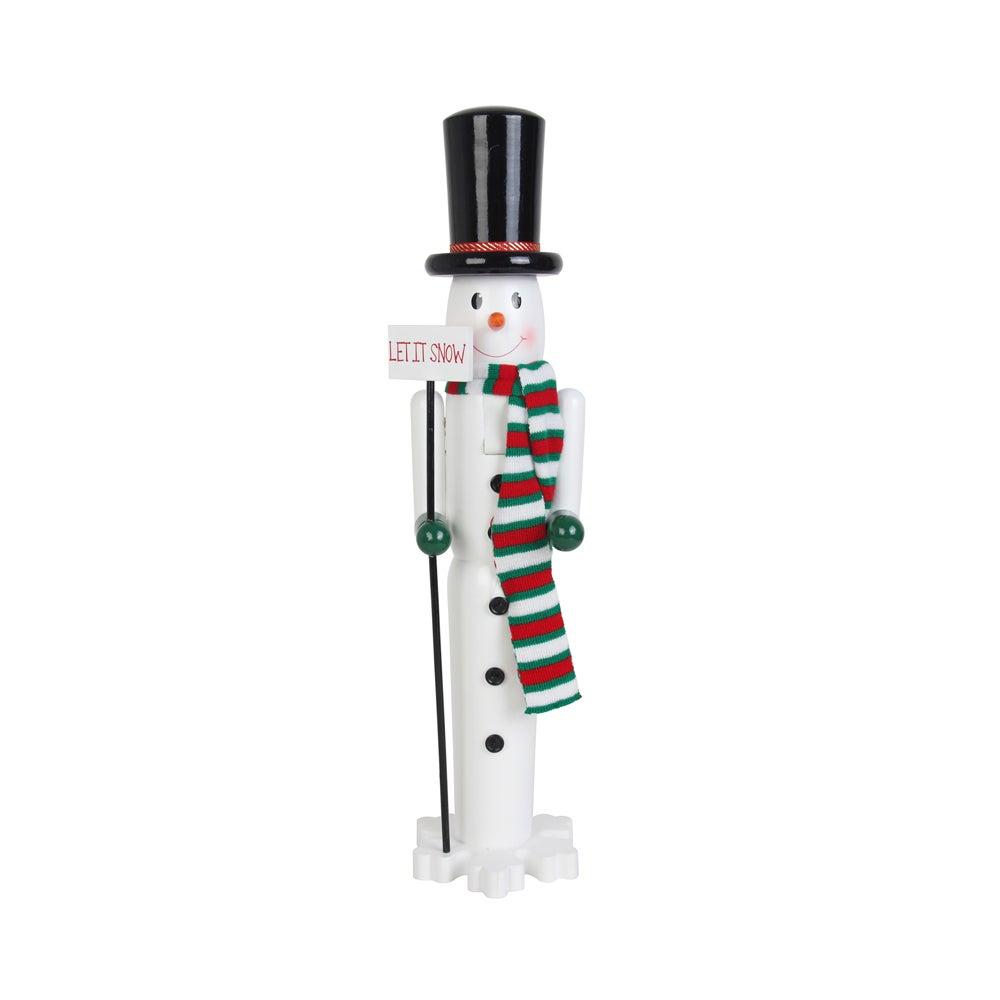 Snowman Nutcracker (24 inch)