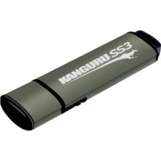 Kanguru SS3 USB3.0 Flash Drive with Physical Write Protect Switch, 12