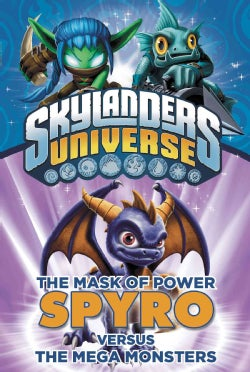 Spyro Versus the Mega Monsters (Paperback)