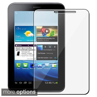 INSTEN Screen Protector for Samsung Galaxy Tab 2 7.0/ P3100 (Pack of 2)