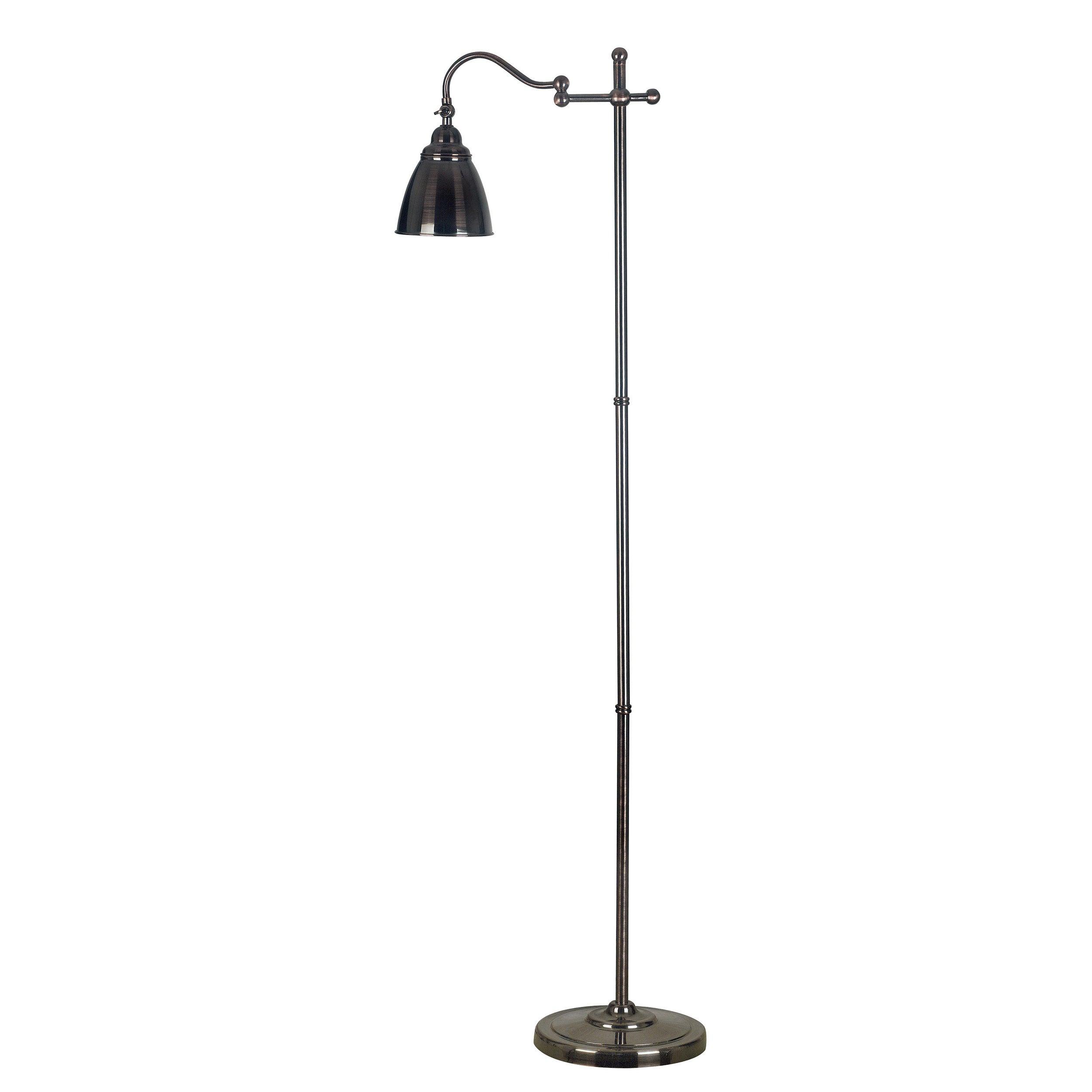 Colmen Copper Bronze Floor Lamp
