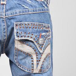 Laguna Beach Men's Seal Beach Light Wash 1G Denim Jeans
