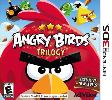 NinDS 3DS - Angry Birds Trilogy