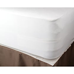 Christopher Knight Home Smooth Organic Cotton Waterproof Full-size Mattress Pad Protector