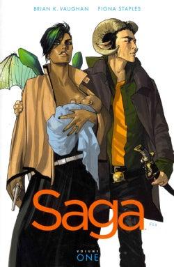 Saga (Paperback)