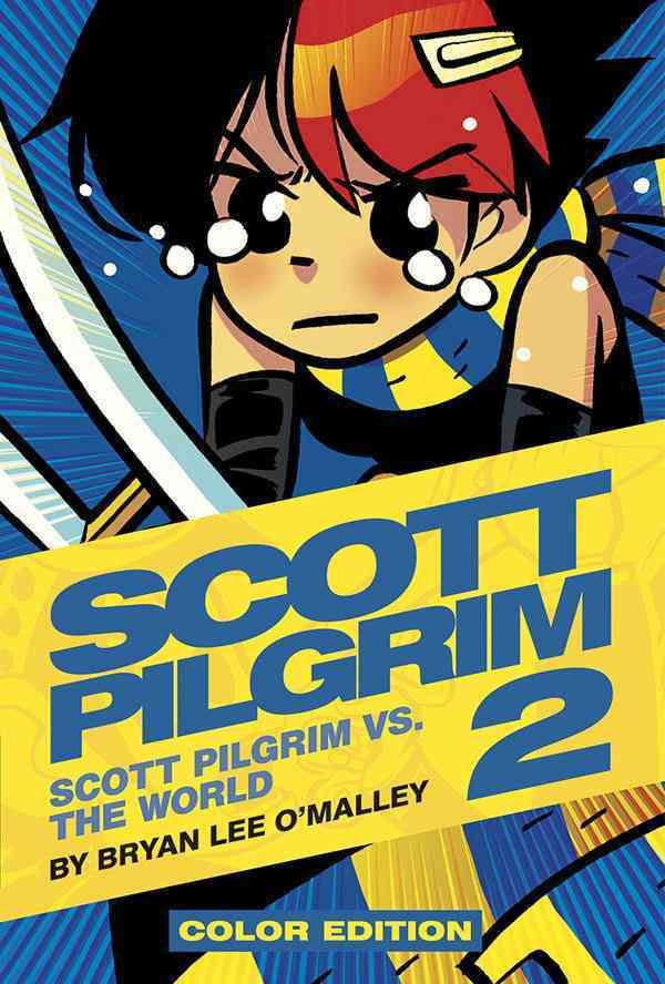 Scott Pilgrim 2: Scott Pilgrim Vs the World (Hardcover)
