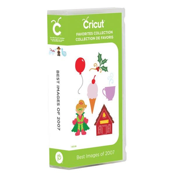 Cricut 'Best Images of 2007' Cartridge