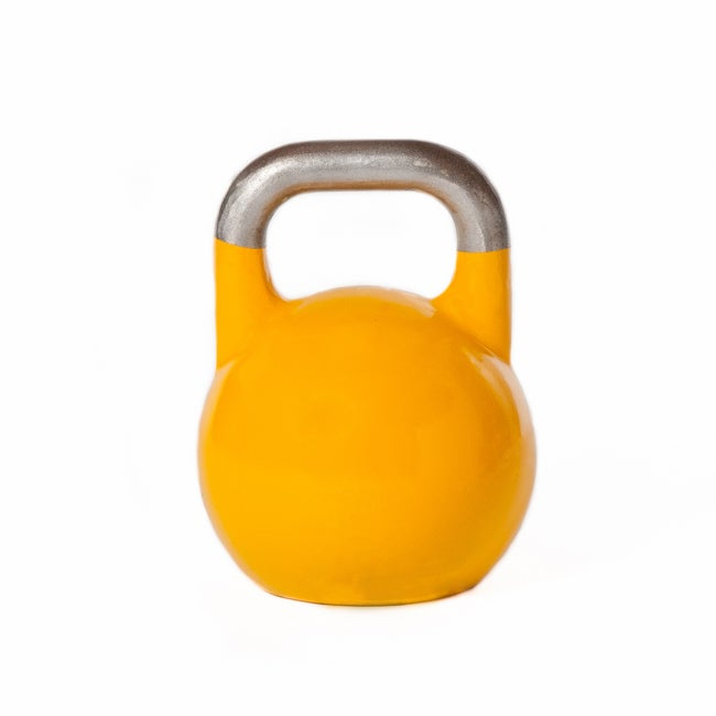 Sixteen-kilogram Steel-shell Sanded-handle Competition Kettlebell