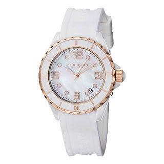Stuhrling Original Women's Ceramic Watch