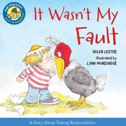 It Wasn't My Fault (Hardcover)