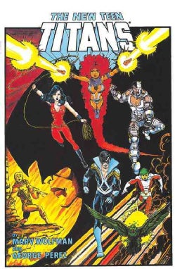 The New Teen Titans Omnibus 3 (Hardcover)