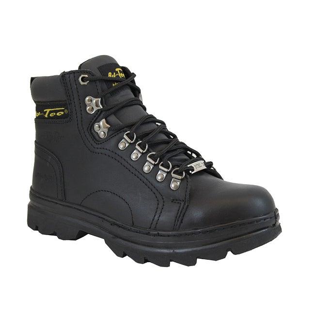 AdTec Men's 6-inch Steel Toe Hiker Boots