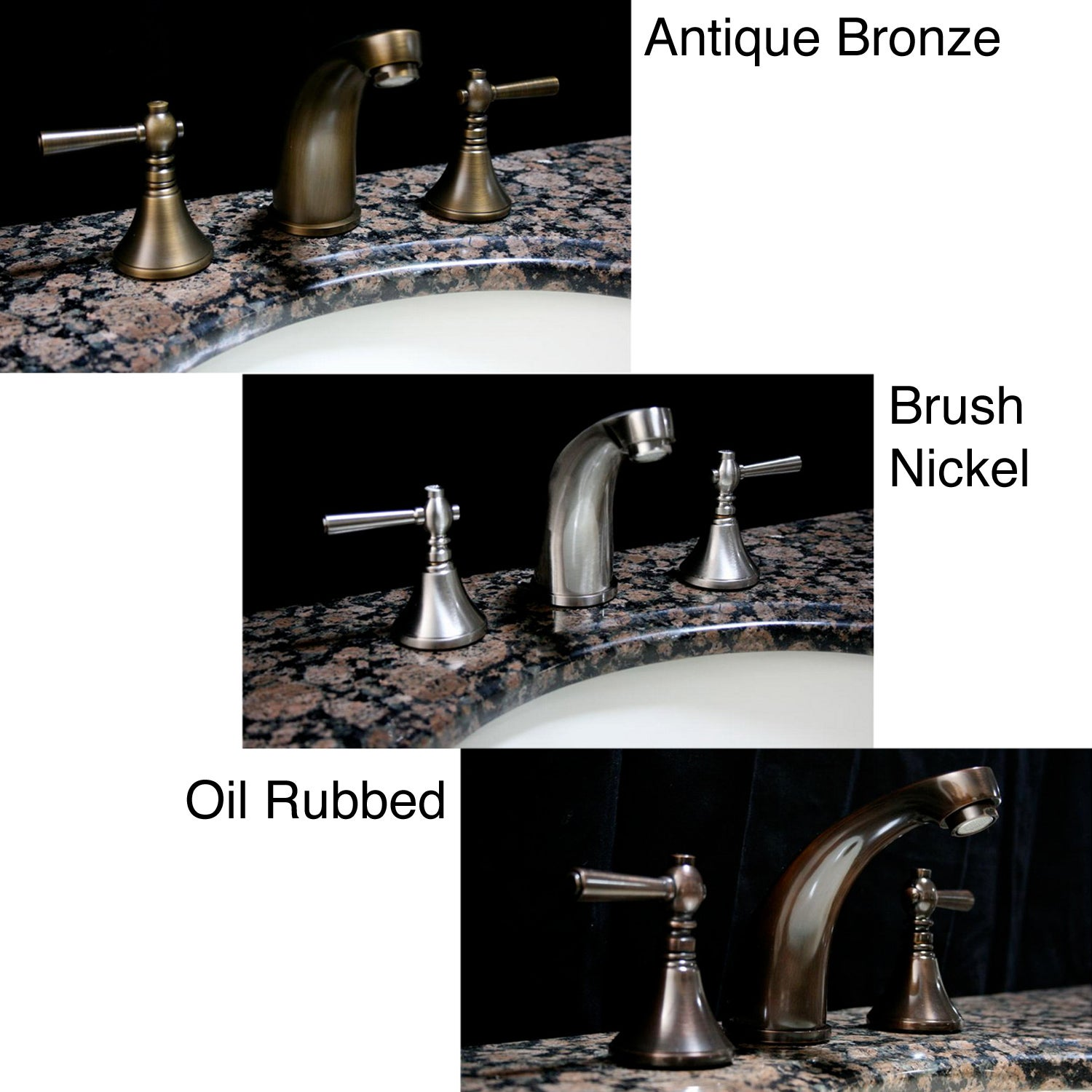 Widespread Faucet (8-inch) - Overstock Shopping - Great Deals on ...