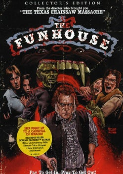 The Funhouse (Collector's Edition) (DVD)