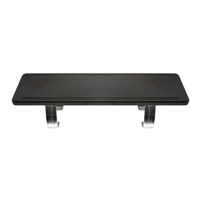 Eldon Image Series Casual Black Off-desk Shelf (26.25' x 7' x 6.75')