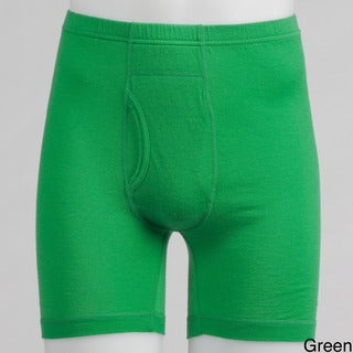 Minus33 Men's 'Acadian' Merino Wool Lightweight Base Layer Boxer Briefs