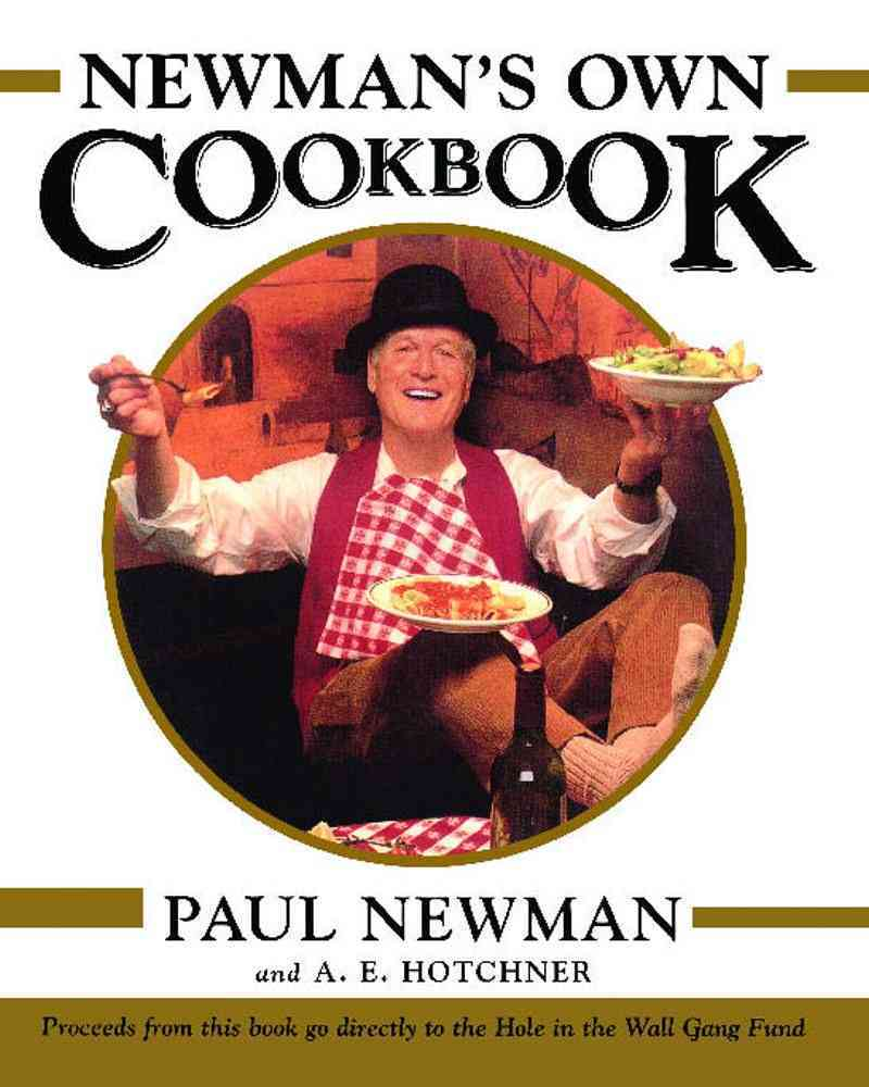 Newman's Own Cookbook (Paperback)