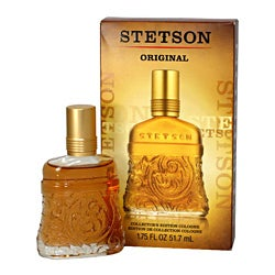 Coty Stetson Men's 1.75-ounce Cologne Splash Collectors Edition