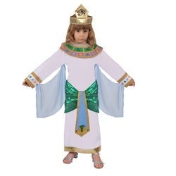 Dress Up America Girls' 'Egyptian Girl' Costume