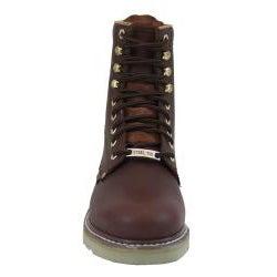 AdTec by Beston Men's 1312 Steel Toe Lace up Work Boots