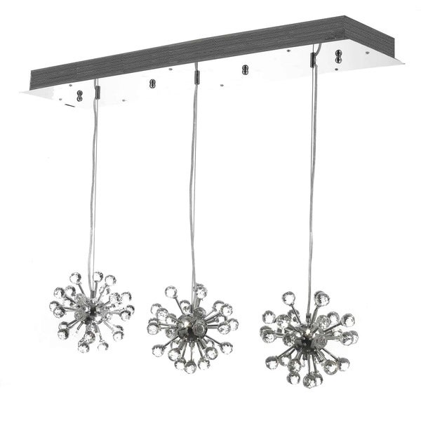 Gallery Modern Crystal 18-light Fixture Chandelier