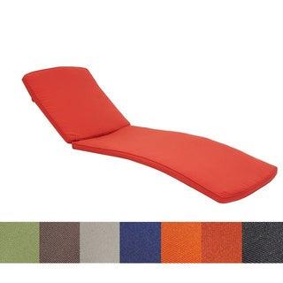 Wicker Patio Chaise Lounger Cushion