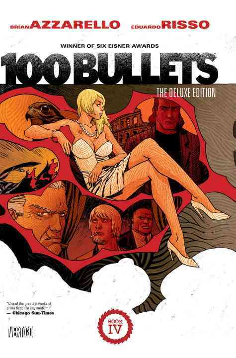 100 Bullets 4 (Hardcover)