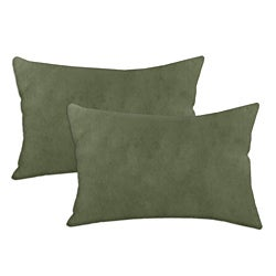 Victory Lane Forest Simply Soft S-backed 12.5x19 Fiber Pillows (Set of 2)