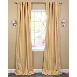 Sundip Stripe Blackout Back-tab Pole Pocket Curtain Panel
