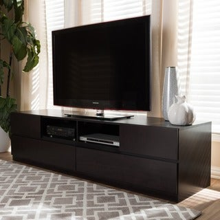 LOVATO Dark Brown TV Cabinet