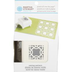 Martha Stewart Punch All Over The Page Pattern Punch-Caning