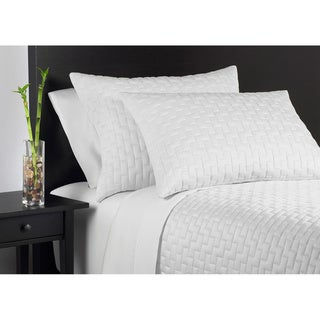 Rayon from Bamboo 3-piece Coverlet Set