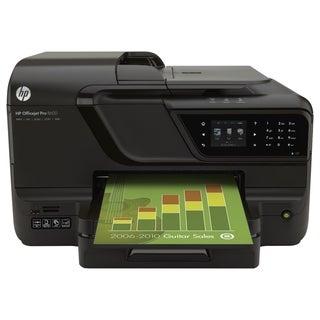 HP Officejet Pro 8600 N911A Inkjet Multifunction Printer - Color - Pl