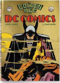 The Golden Age of DC Comics 1935-1956 (Hardcover)