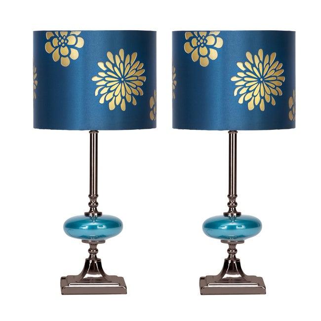 Casa Cortes Costa Azul Small Table Lamp (Set of 2)