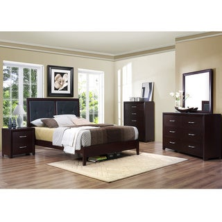 TRIBECCA HOME Jenkins 5 Piece Bedroom Set