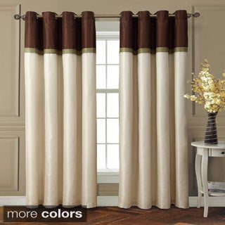 Westin Interlined Blackout Grommet 84-inch Curtain Panel