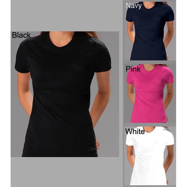 Los Angeles Pop Art Women's Soft Cotton T-shirt