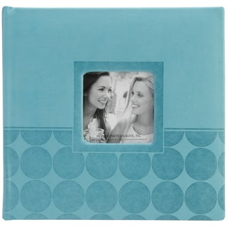 Pioneer Embossed Frame Cover Photo Album Set