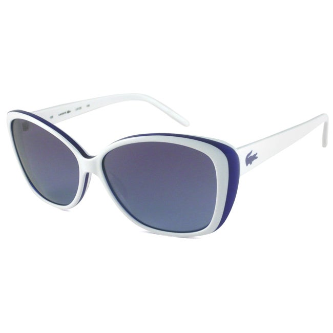 Lacoste Women's L612S Rectangular Sunglasses