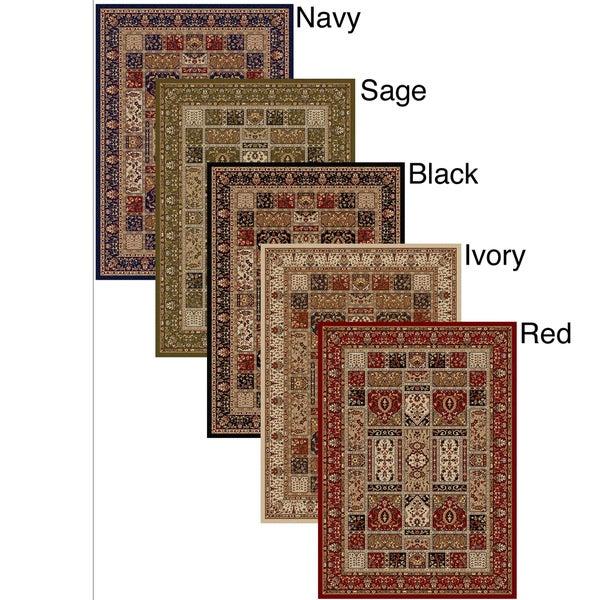 Amalfi Panel Area Rug (3'3 x 4'11)