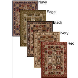 Amalfi Panel Area Rug (7'9 x 11')