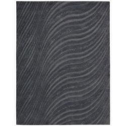 Joseph Abboud by Nourison Modelo Charcoal Rug (7'6 x 9'6)