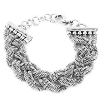 Stainless Steel Braided Mesh Bracelet
